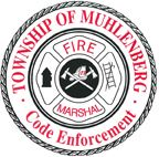 Township of Muhlenberg Fire Marshal - Code Enforcement