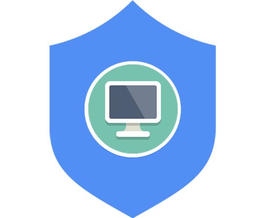 Internet Safe Trade Zone Icon