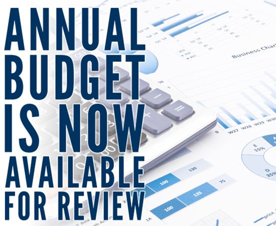 ANNUAL BUDGET PREVIEW