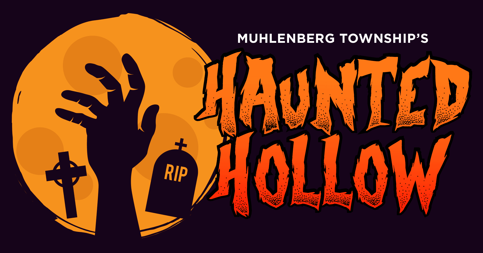 Haunted Hollow Event Art