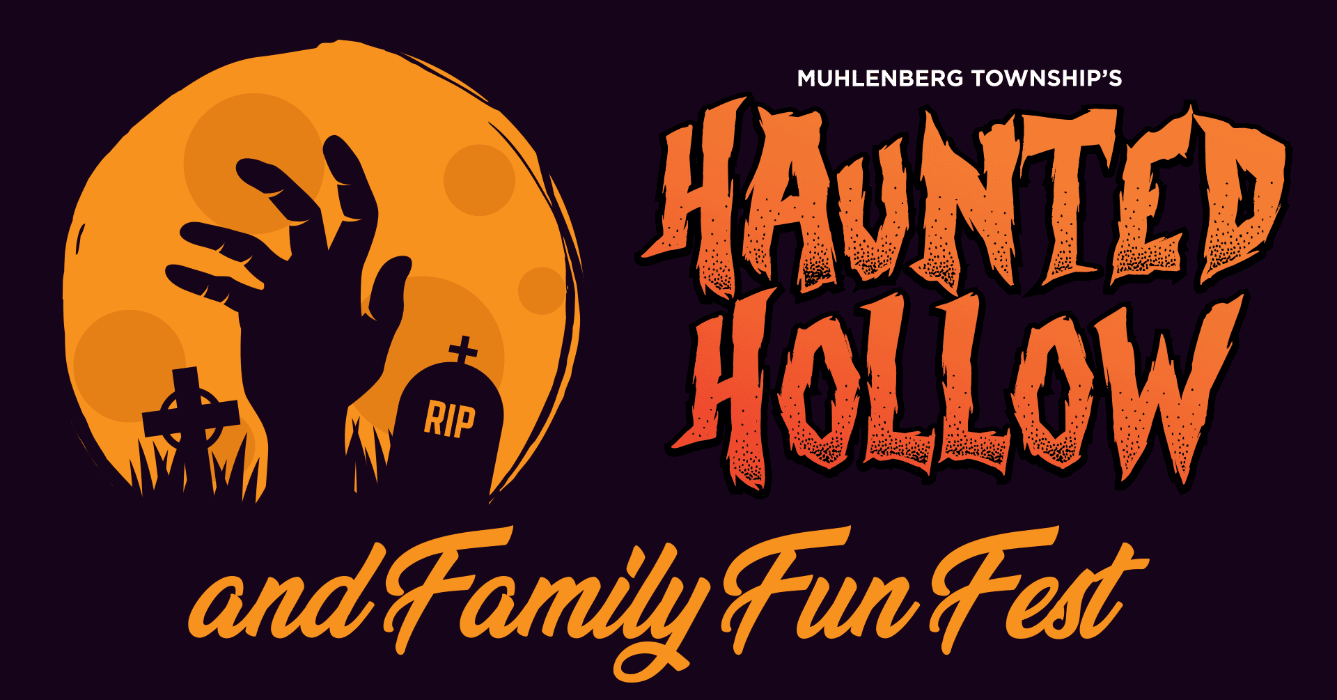 Haunted Hollow Event Art 2019